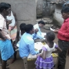 Soochna Seva team carried out physical verification of all ration card holders, in four villages of Ranchi district
